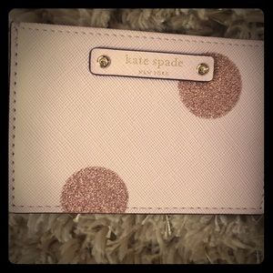 Kate Spade outlet credit card and license holder!